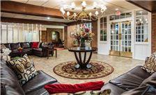 Ramada by Wyndham Ligonier - Hotel Lobby
