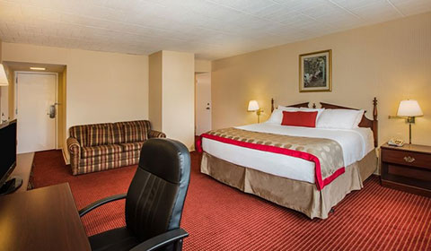 Reviews of Ramada Ligonier Hotel