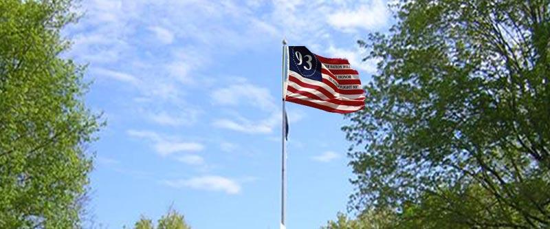 Flight 93 National Memorial with Pennsylvania